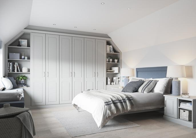 Traditional Fitted Bedrooms