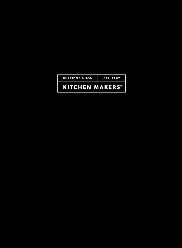 Burbidge Kitchen Brochure