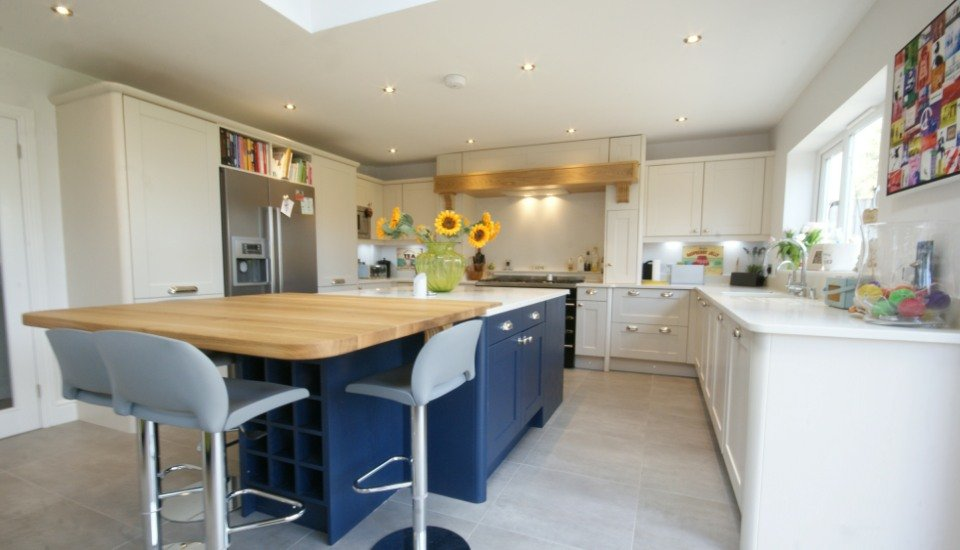 Fitted Kitchen Bourne End