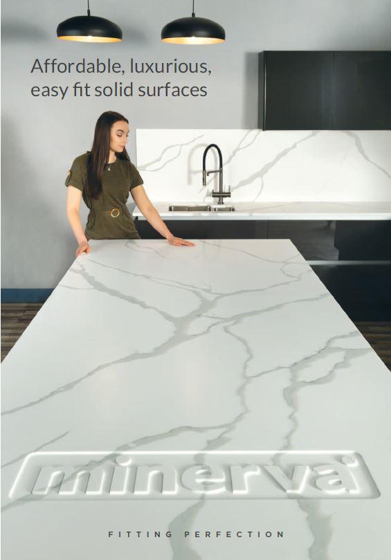 Minerva Worktops Brochure