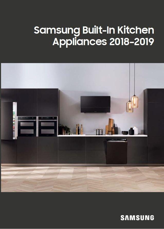 Samsung Appliance Brochure