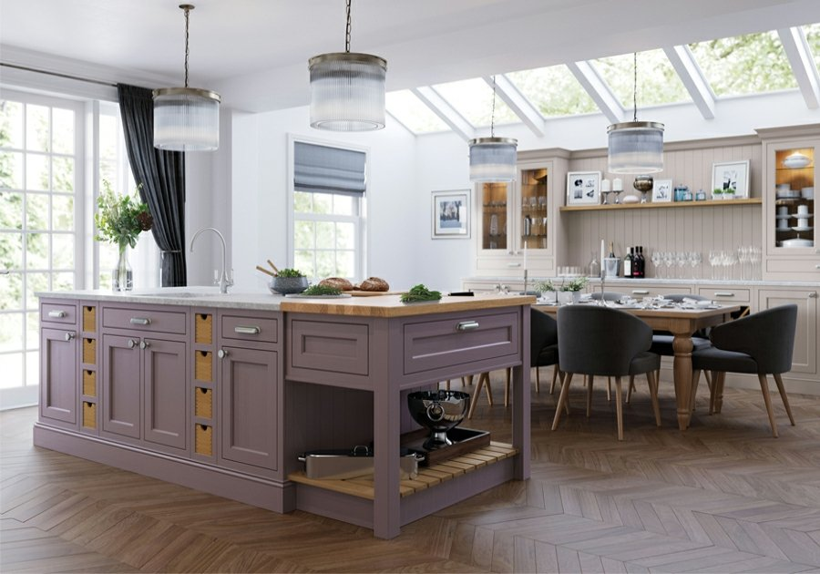 Fitted In-Frame Kitchens