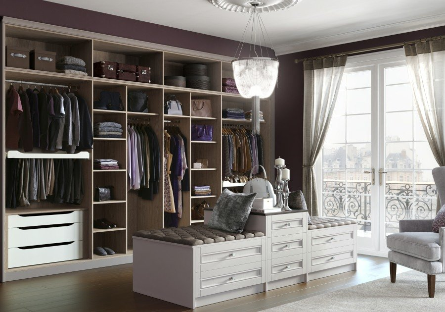 Made to Measure Dressing Rooms