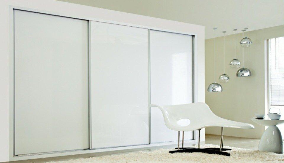 1 Panel Sliding Wardrobes
