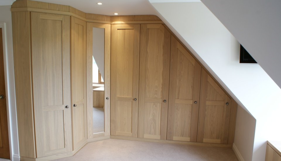 Oak Bedroom Wardrobes