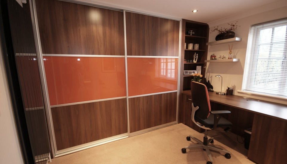 Martin Fitted Home Office