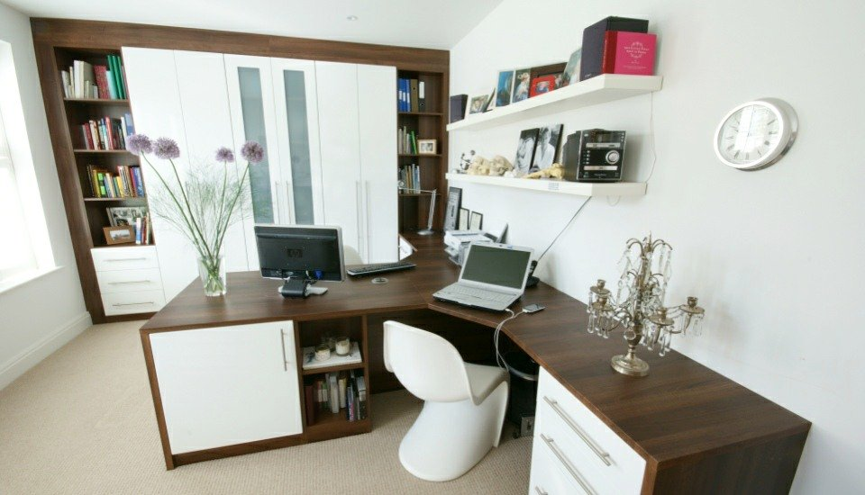 McLellan Fitted Home Office