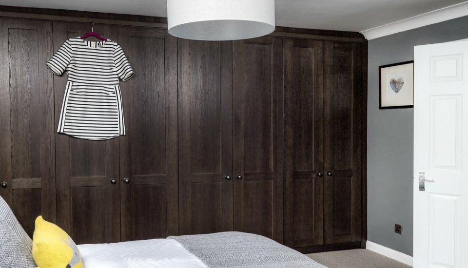 Oak Bedroom Wardrobes