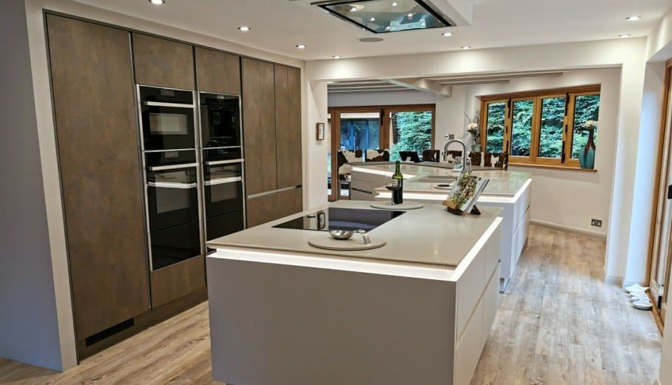 Fitted Kitchen - Cadmoor End