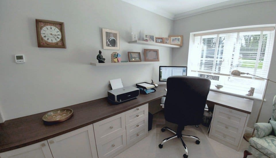 Milton Home Office